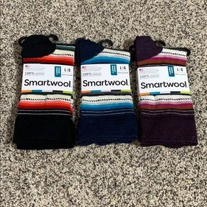 New Smartwool Socks (3 pairs)